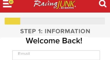 RacingJunk.com Launches New Mobile Posting Process