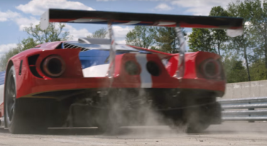 [Video] The Return of The Ford GT