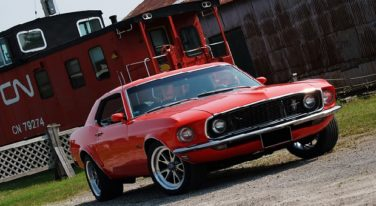 Muscle Car Madness - 1969 Ford Mustang