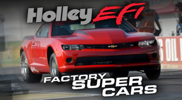 NMCA Purse & Contingency Announced for Holley EFI Factor Super Car Class