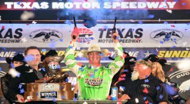 Kyle Busch's Hot Winning Streak Breaks Records in Texas Sweep
