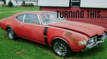 Repair or Replace: 1968 Oldsmobile 442 Post Coupe