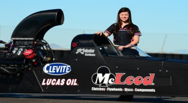 Krista Baldwin to Race at NHRA 4-Wide Nats