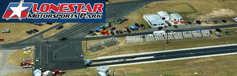 Lonestar, Motorsports, Drag Strip,