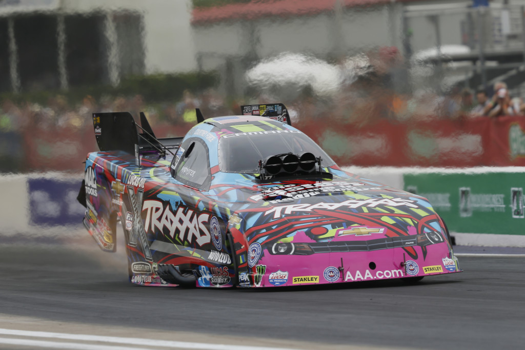Courtney Force NHRA