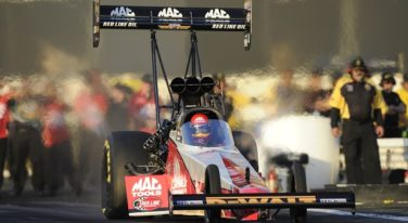 Doug Kalitta is Vying for that NHRA Top Fuel Championship