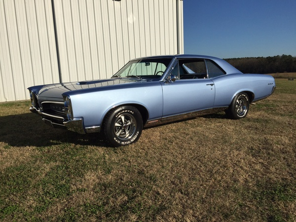 Today's Cool Car Find Is this '67 Pontiac GTO
