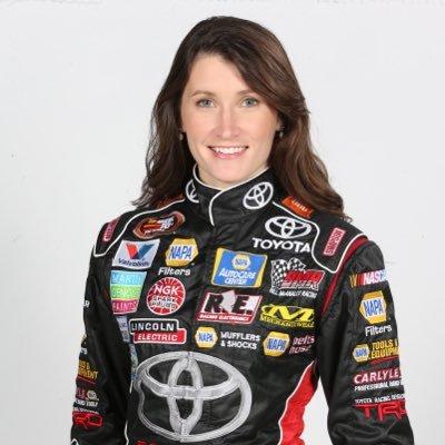 NASCAR Next Julia Landauer