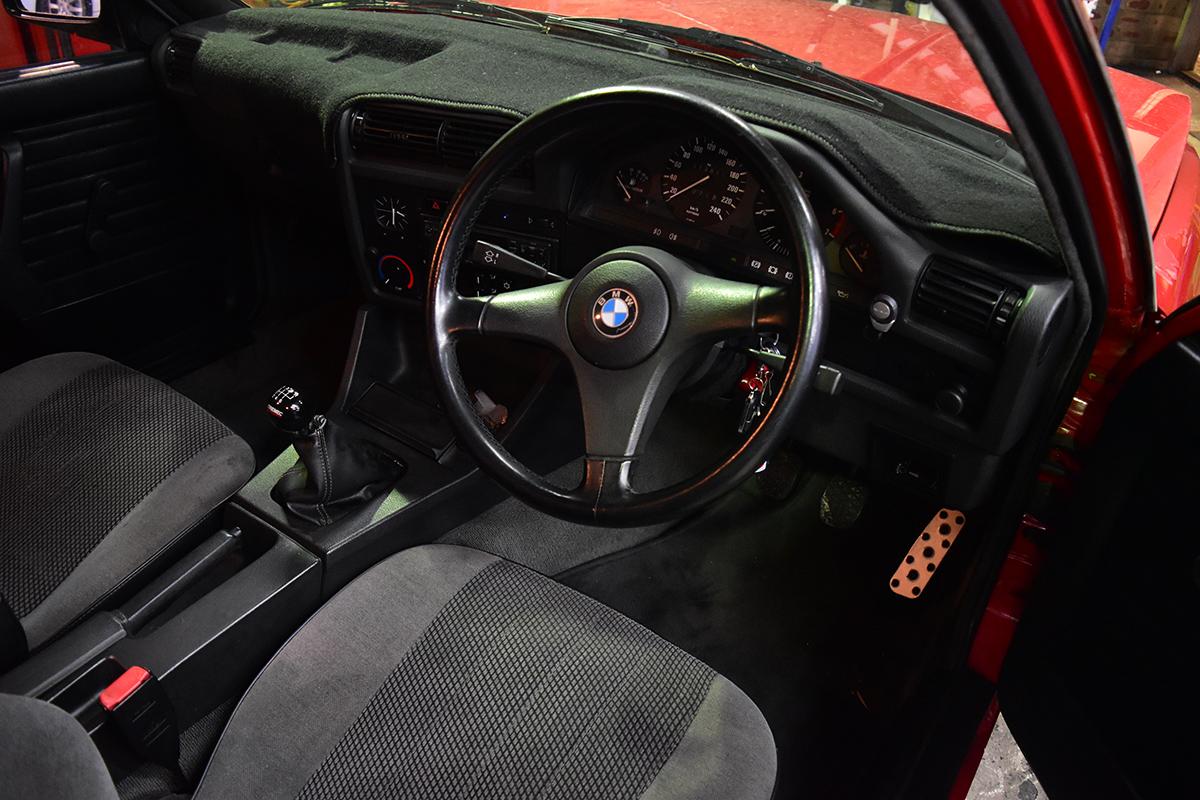 BMW E30 Gets an LS Swap – RacingJunk News