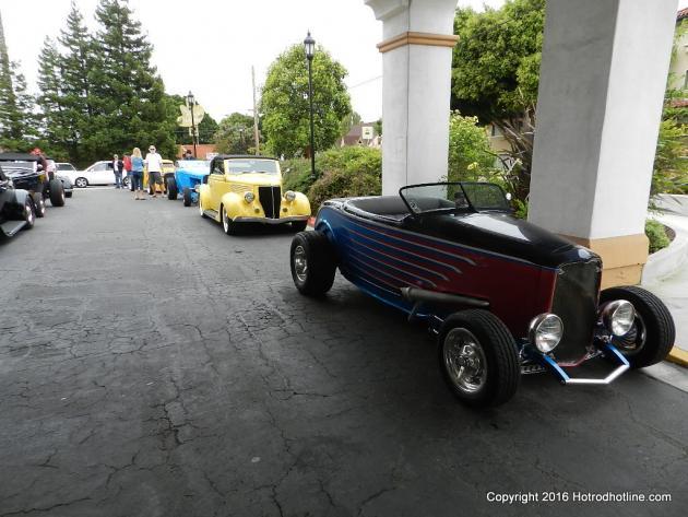 San Luis Roadster Show