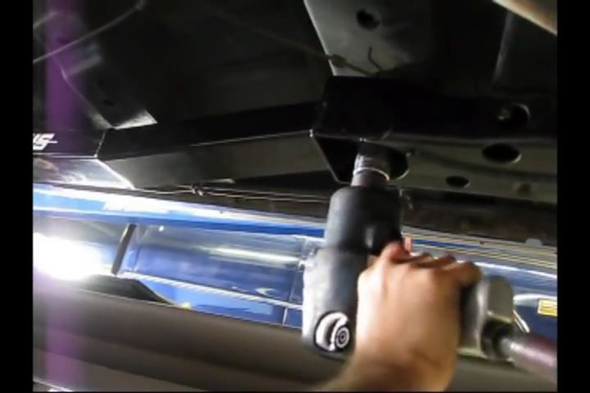 Using Subframe Connectors to Stiffen Your GM F-Body