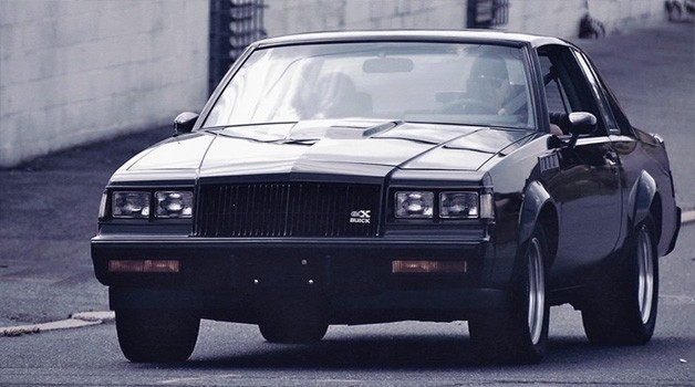 Black Air Buick Grand National