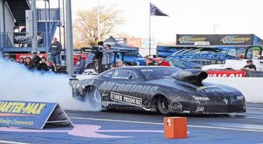 Keith Haney Primed for PDRA Texas Nationals