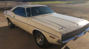 Repair or Replace: 1971 Dodge Challenger