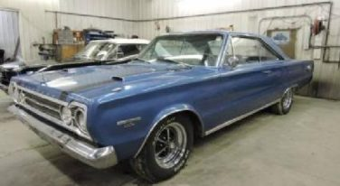 Repair or Replace: 1967 Plymouth GTX