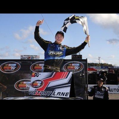 NASCAR Next Tyler Dippel