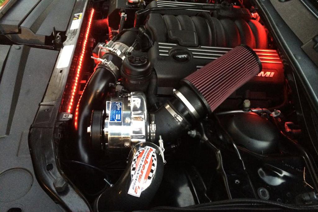 2014 Challenger SRT/8