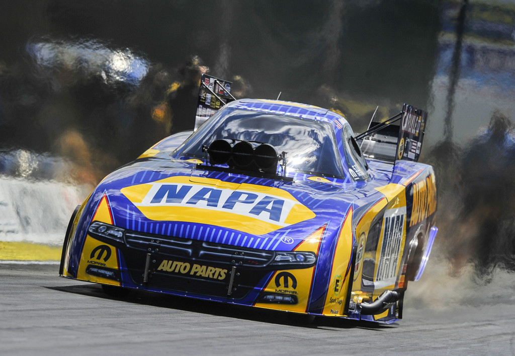NHRA Ron Capps