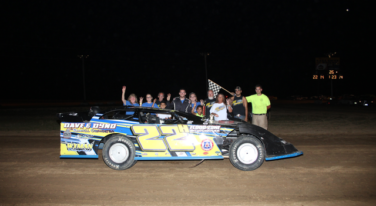 Aaron Marrant, Chris Smyser, and Dustin Hodges Record ULMA Victories!