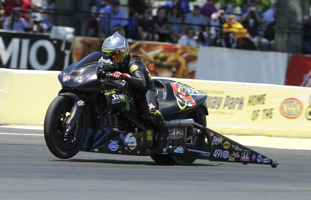 Angelle Sampey NHRA