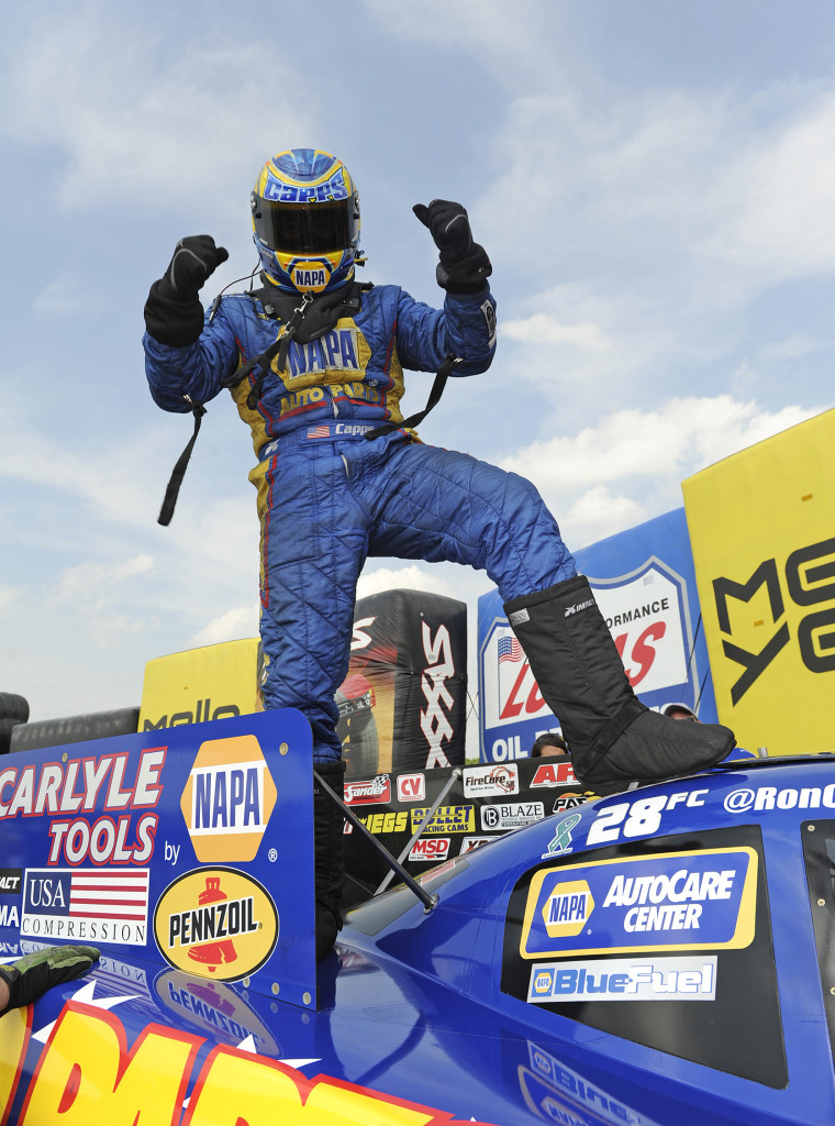 NHRA Ron Capps Norwalk