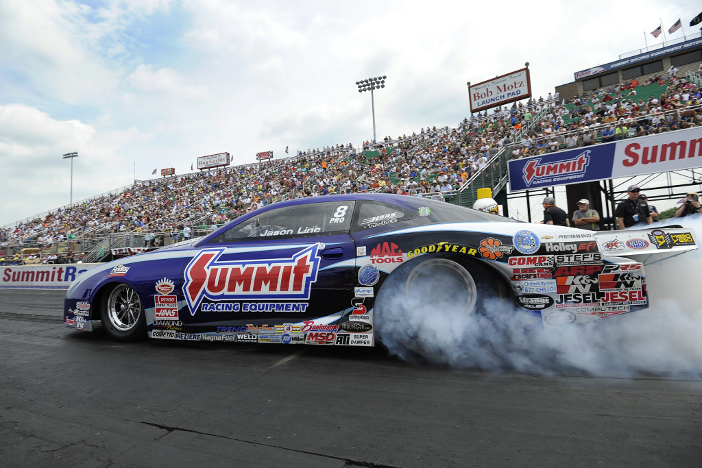 NHRA Jason Line Norwalk