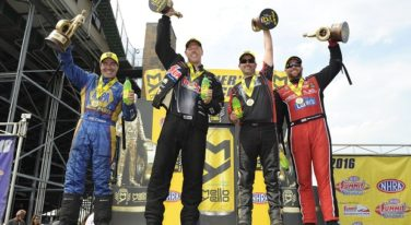 Langdon, Capps, Line and Krawiec Win Wallys in Norwalk