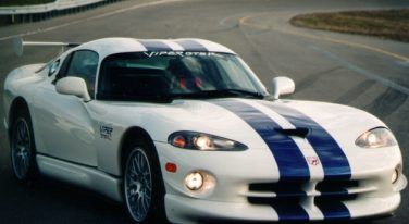Dodge Viper to End Production in 2017