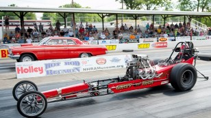 2016 HOT ROD REUNION - NHRA BEECH BEND FRIDAY Feature