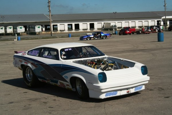 Today's Cool Car Find is This 9 Second Vega – RacingJunk News