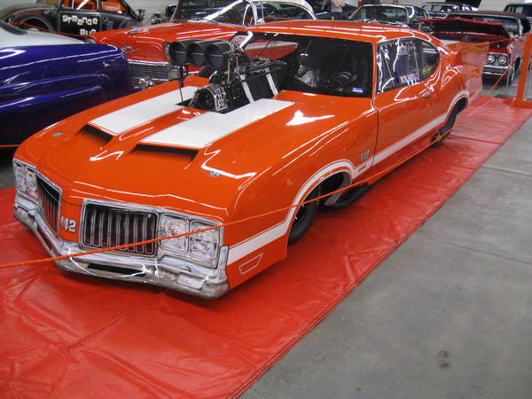 Today S Cool Car Find Is This 1970 Olds 442 Racingjunk News