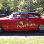 Today's Cool Car Find is this '55 Chevy Nostalgia Racer