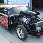 Today's Cool Car Find Is This 1955 Pro Mod Chevy