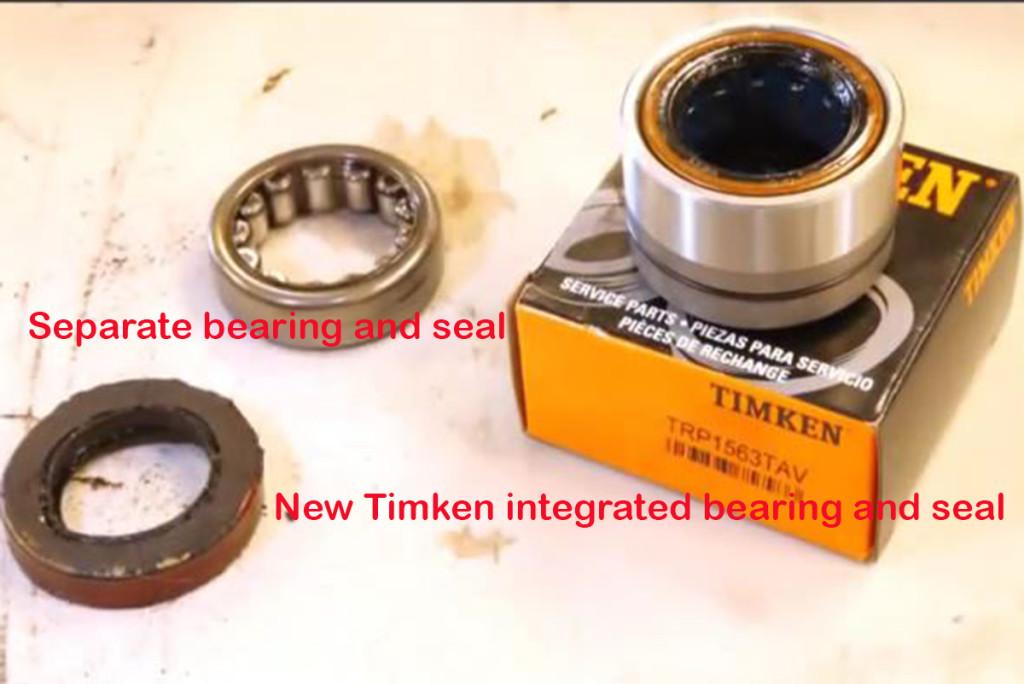 Bearing-and-Seal