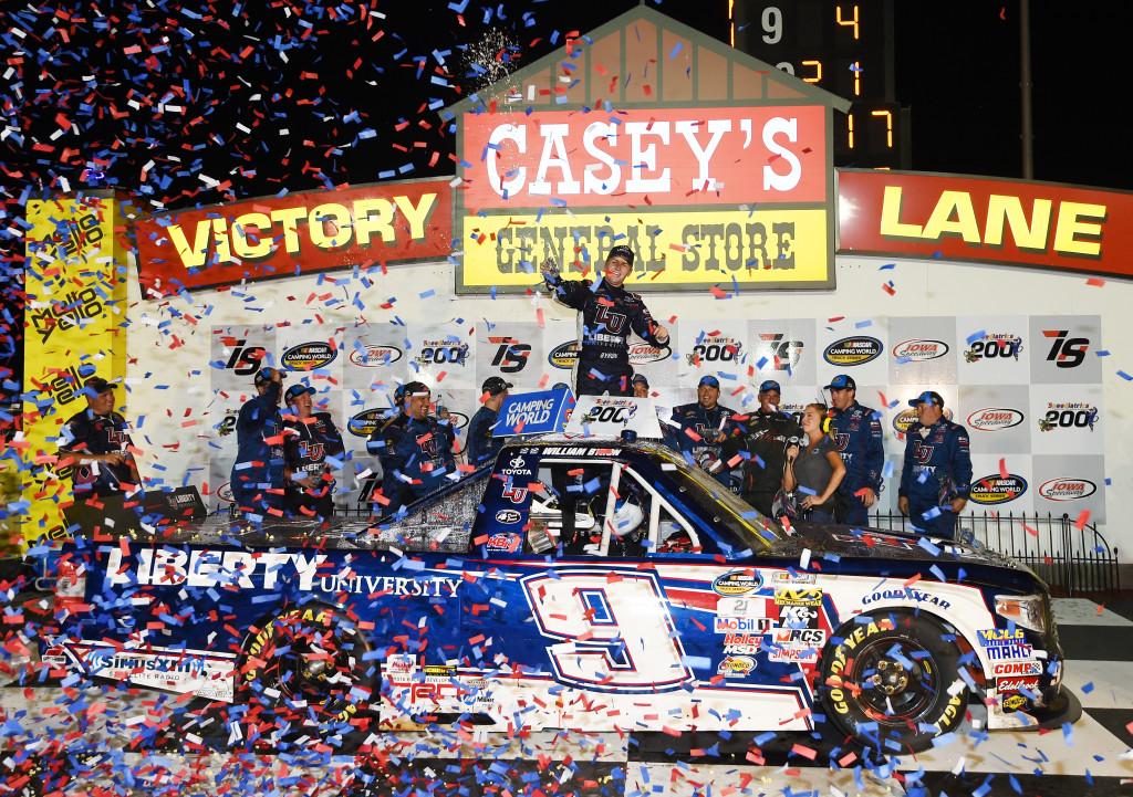 NASCAR Truck Series 2016