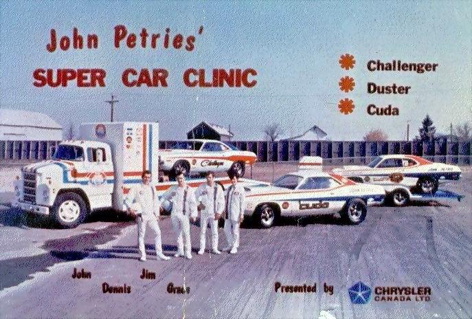 john petrie team