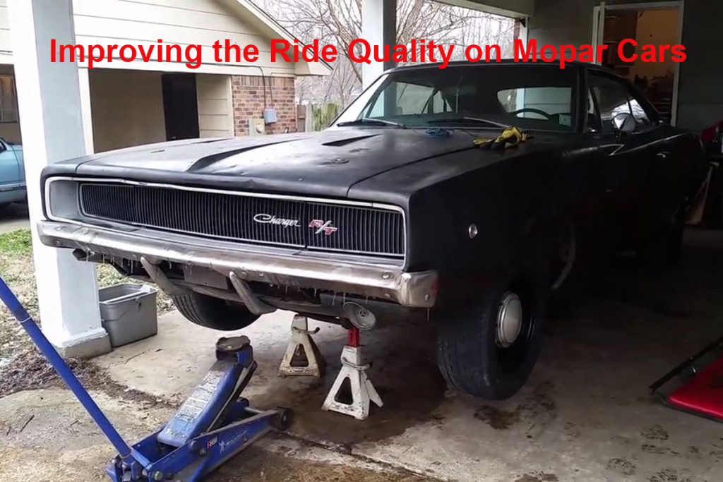 Let's improve the ride on our Mopars! Image from screenshot.