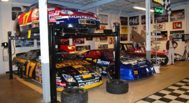 "Kenseth Cars in ""Kissel Kar"" Museum"