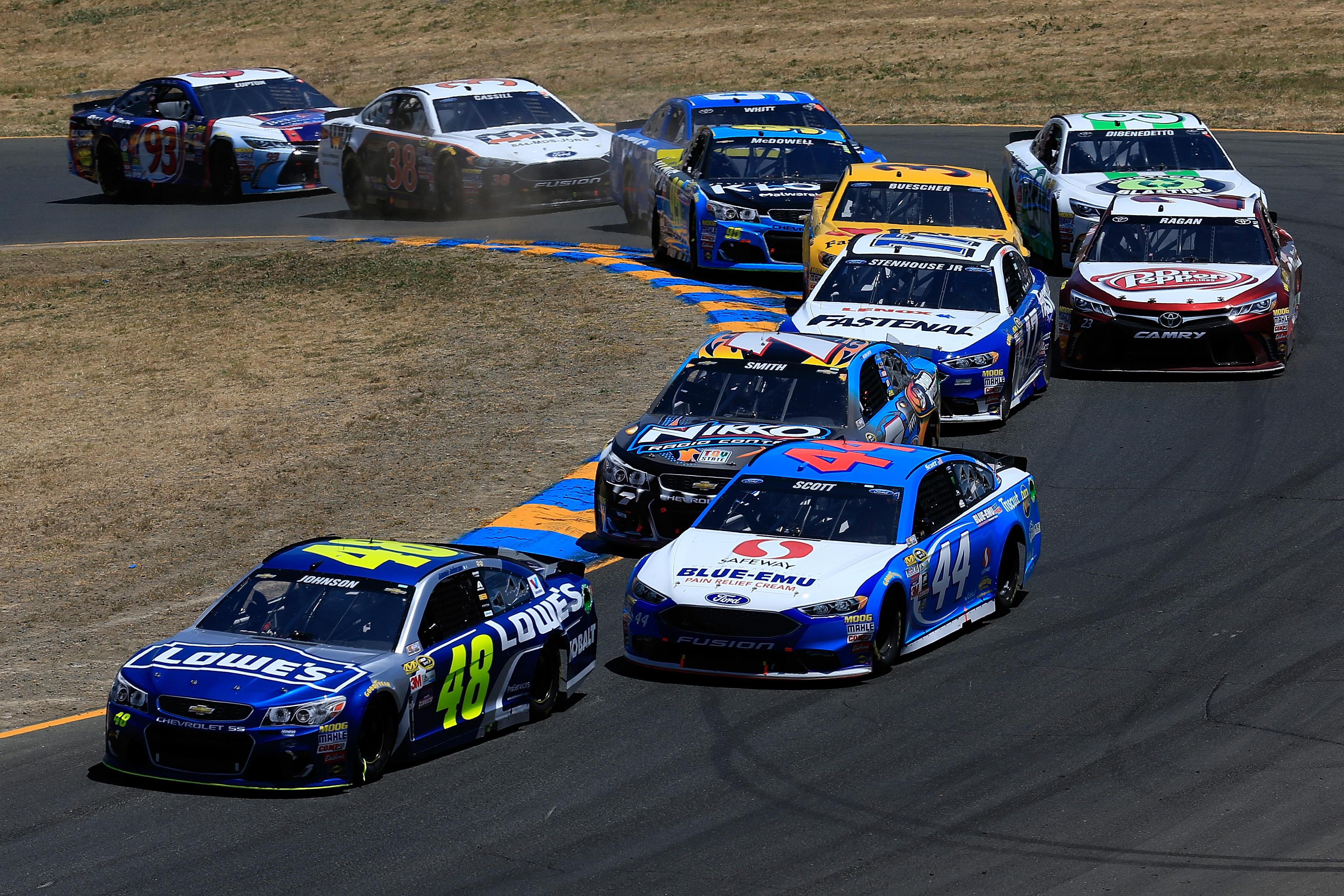 NASCAR Sonoma