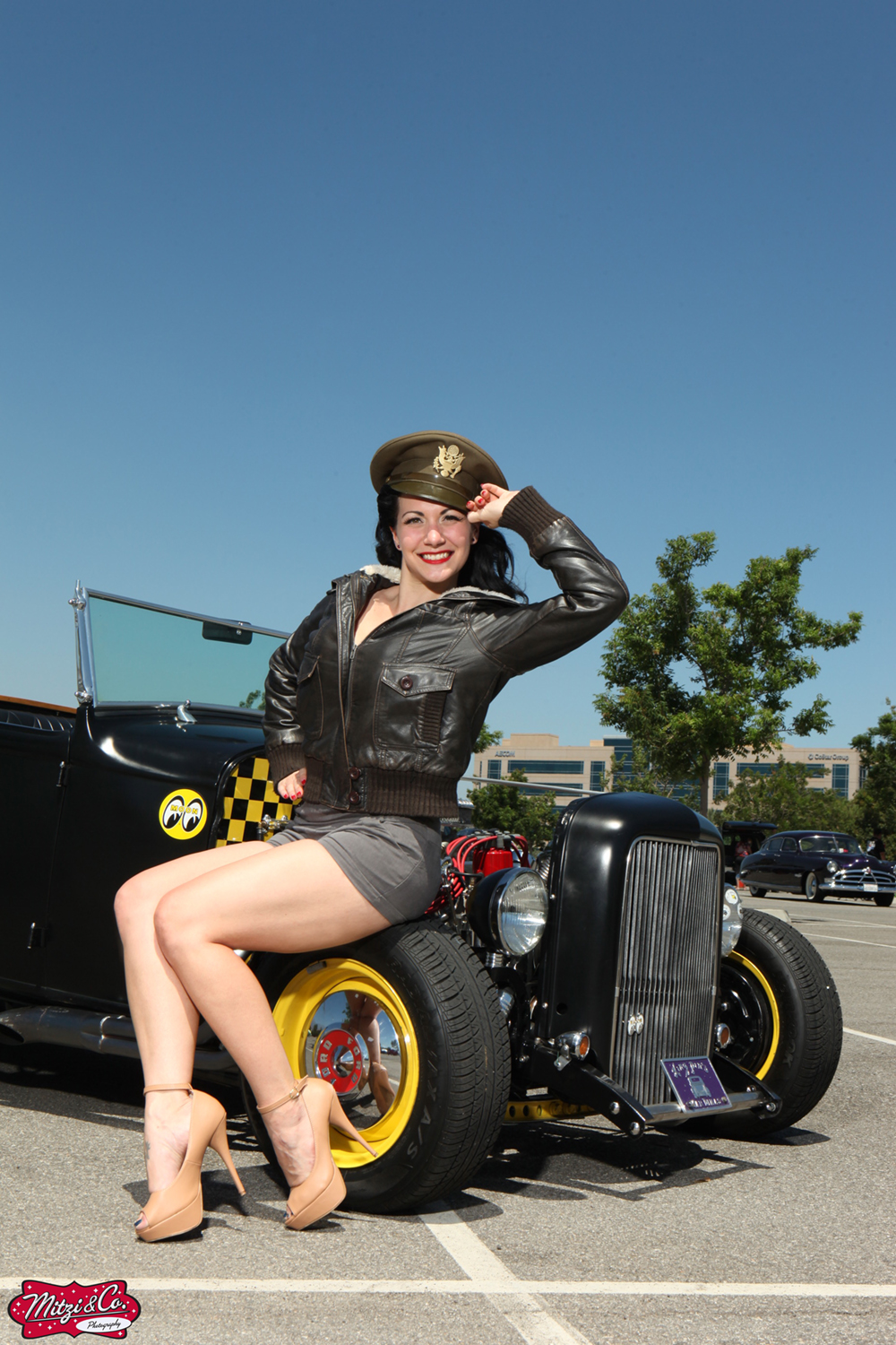 Pinup Of The Week Vikki Fahrenheit Racingjunk News