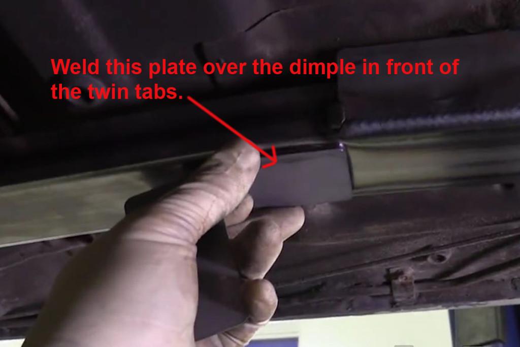 subframe connectors