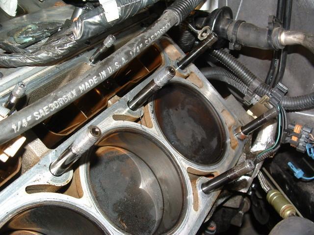 LS6, LS6 Cylinder Heads