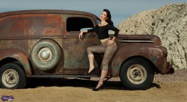 Pinup of the Week: Madame Mason