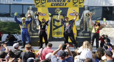 Capps and Anderson Repeat While Torrence and Sampey Find Englishtown Success