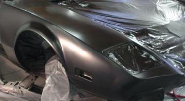 Prepping Automotive Parts for Paint