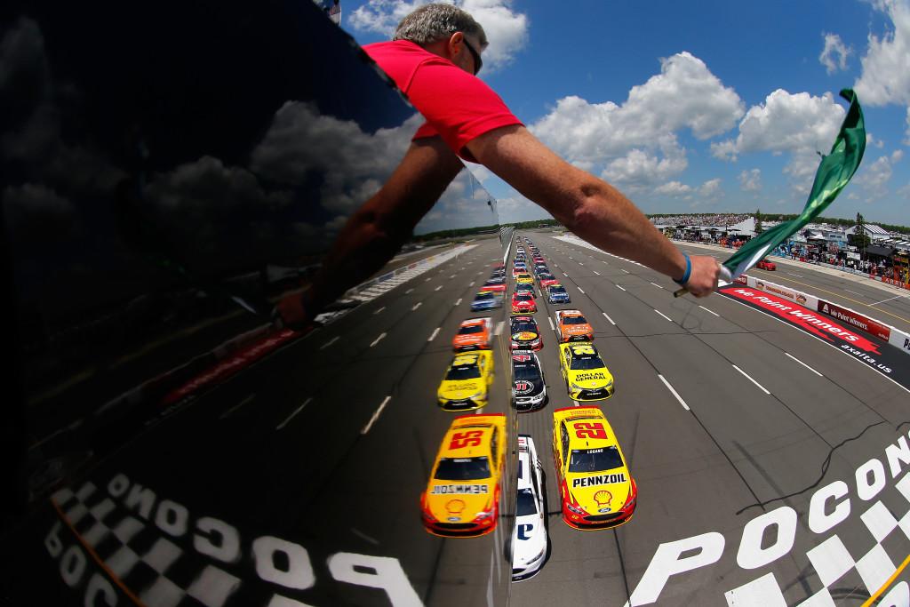 NASCAR Axalta 400 Pocono