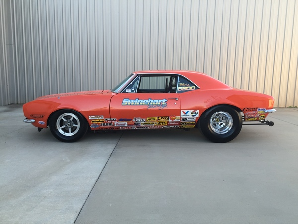 Todays Cool Car Find is a '67 Super Stock Camaro That Means Business