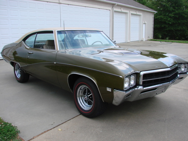 Today's Cool Car Find is This '69 GS Buick Stage 1