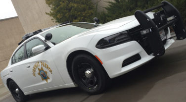 Dodge Charger Pursuit Selected for CHP