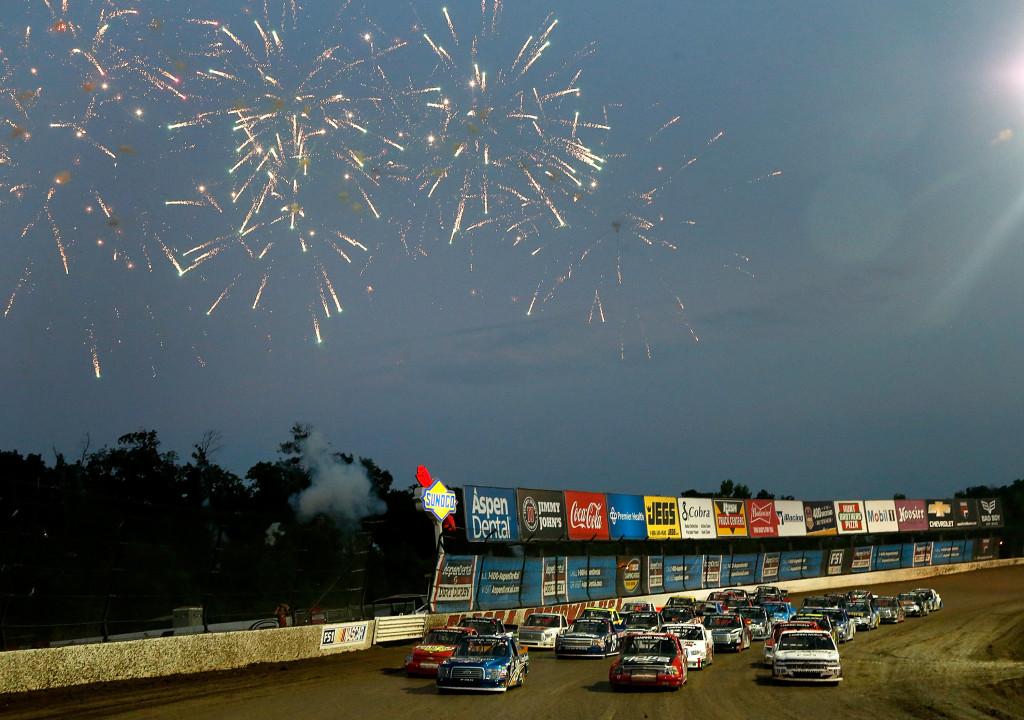 NASCAR Trucks Eldora